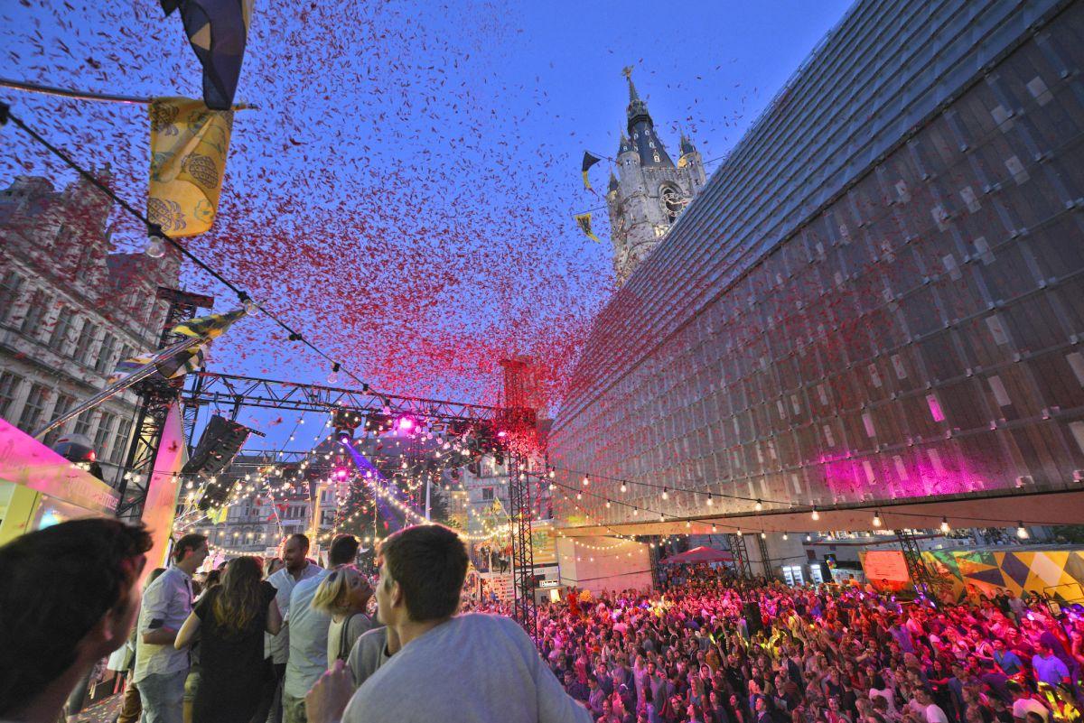 Gratis festivals in deBenelux