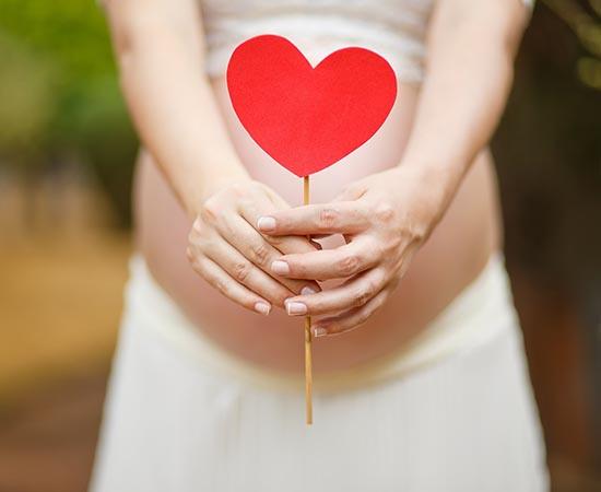 Zwanger raken opValentijnsdag