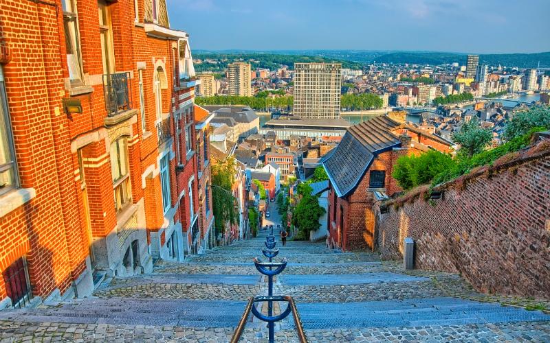 Wat te doen in Luik? La citéardente